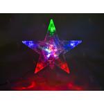 Връх за елха - светеща звезда   PARTIBG.COM