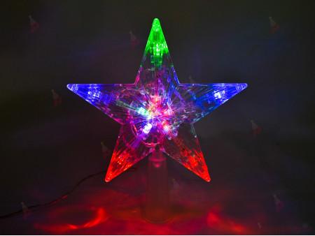Връх за елха - светеща звезда